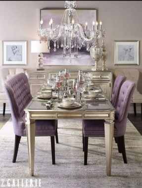 20 Pretty Classic Dining Room Trends Ideas 22
