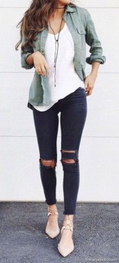 20 Unordinary Women Black Jeans Outfits Ideas For Spring And Summer In 2019 08
