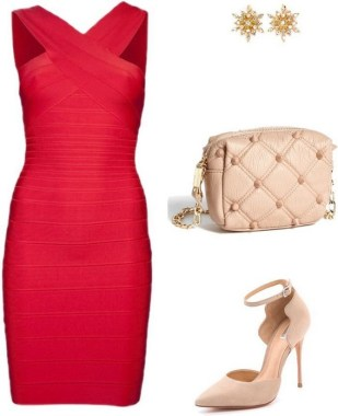 17 Beautiful Polyvore Outfits Ideas For Valentine'S Day 07