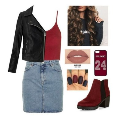 17 Beautiful Polyvore Outfits Ideas For Valentine'S Day 24