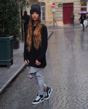 17 Elegant Tomboy Teenage Ideas For Fall Winter 02