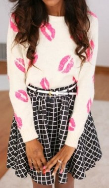 17 Fashionable Valentines Day Outfit Ideas 14