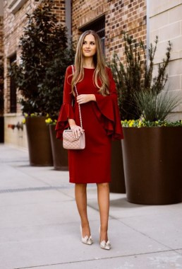 18 Casual Dresses Outfits Ideas For Valentine'S Day Wedding 18
