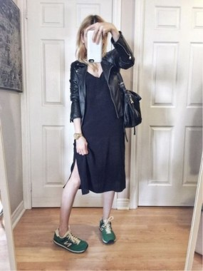 19 Casual Slip Dress Outfit For Spring 2019 16