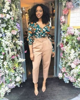 19 Elegant Outfit Ideas For Spring 2019 03