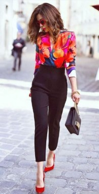 19 Elegant Outfit Ideas For Spring 2019 16
