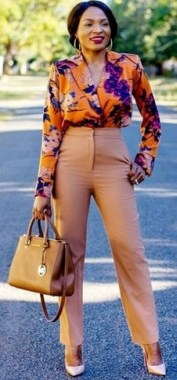 19 Elegant Outfit Ideas For Spring 2019 17