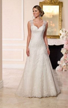19 Incredible Fall Wedding Dress Trends 17 1