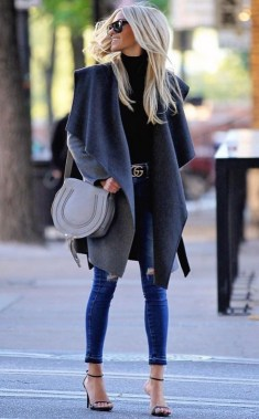 19 Lovely Winter Outfit Ideas Can Wear To Work 05