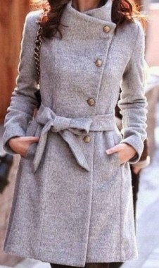 20 Adorable Women Winter Coat Ideas 07