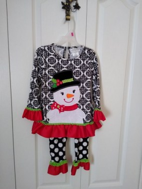 20 Astonishing Christmas Outfits For Small Girls Ideas 11