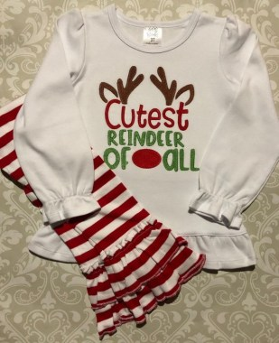 20 Astonishing Christmas Outfits For Small Girls Ideas 17