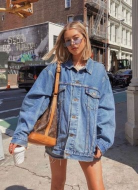 20 Awesome Spring Jacket Outfit Ideas For 2019 14