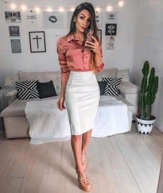 20 Cool And Fashionable Work Outfits For Women 13 1