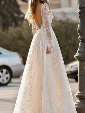 20 Fabulous Spring Wedding Dress Ideas Trends 18