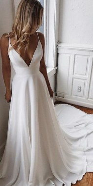 20 Fabulous Spring Wedding Dress Ideas Trends 20