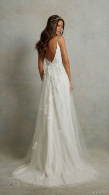 20 Fabulous Spring Wedding Dress Ideas Trends 27