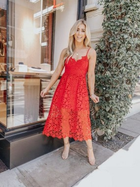 20 Luxurious Valentines Day Dress Ideas 03