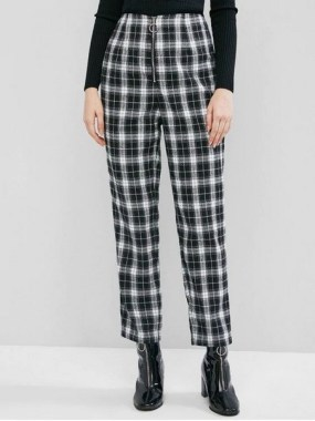20 Stunning High Waisted Pants For Slim Women This Fall Winter 25
