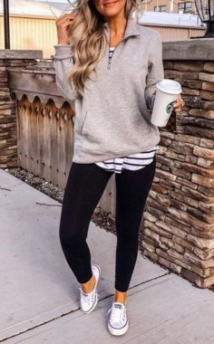 20 Stylish Fall Outfits Ideas To Inspire Yourself 25