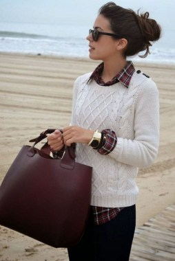 21 Awesome Fall Sweaters Ideas For Beauty Women 05