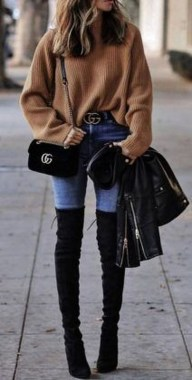 21 Awesome Fall Sweaters Ideas For Beauty Women 17