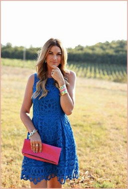 21 Awesome Summer Outdoor Wedding Guest Dresses 11