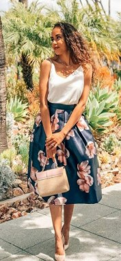 21 Awesome Summer Outdoor Wedding Guest Dresses 14