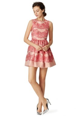 21 Stunning Red Pink Cocktail Dresses Ideas For Valentine'S Day 27