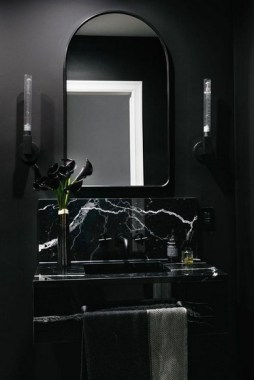 "25 Free ""Organıc Modern"" Bathroom Design New 2019 10"