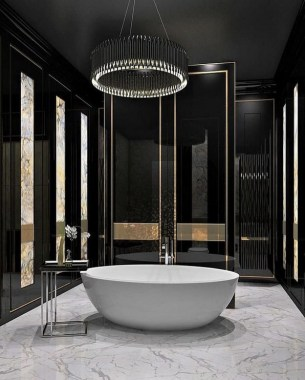 "25 Free ""Organıc Modern"" Bathroom Design New 2019 12"