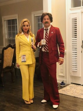 26 Unique And Creative Halloween Couples Costumes Ideas 28