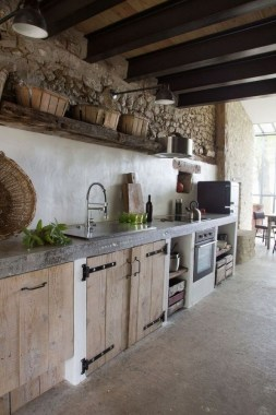 27 Free Delightful Summer Kitchen Design And Decorating İdeas New 2019 22