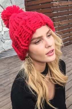 20 Most Popular Free Crochet Hat Models Autumn And Winter New 09