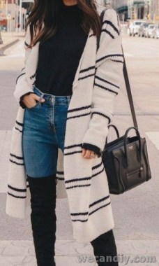 20 Women Winter Outfit Trends For 2020 32