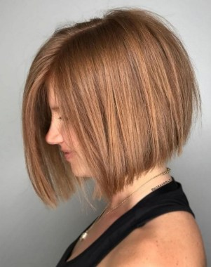 22 Bob Haircut With Layers Currently In Style 09