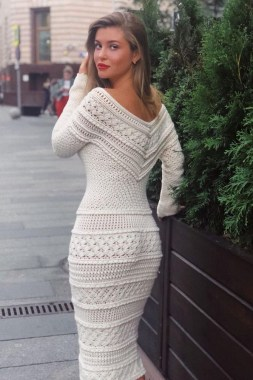 22 How To Make A Free Crochet Dress Style 14