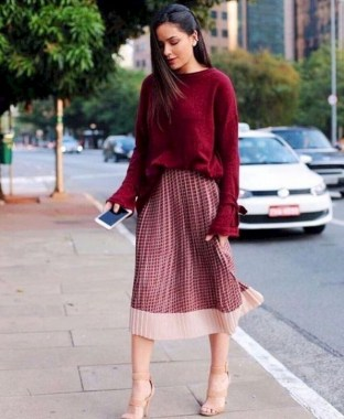 23 Best Casual Skirt For Your Daily Activities During Fall 22