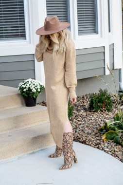 24 Casual Boots You Can Wear For Thanksgiving And Christmas Parties 22