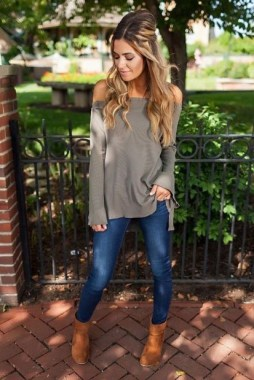 24 Fabulous Casual Outfit With Jean For Teen In Fall 16