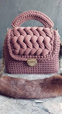 24 Free Crochet Bag Patterns You Can Make Fabulous Bags In 3 Days New 28