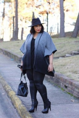 25 Fabulous Plus Size Women Outfit For Fall 17