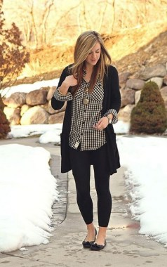 25 Non Frumpy Ways To Wear Casual Winter Outfits 10 1