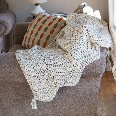 27 Free Fast And Easy Afghan Crochet Blanket Patterns For Beginners 12
