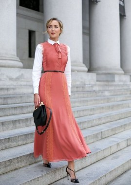 27 How To Look Professional With Warm Winter Outfits 01