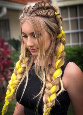 29 Beautiful Long Hairstyle With Highlight For Young Women 26