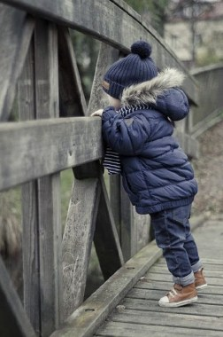 29 Winter Kid's Outfits For Any Events 12