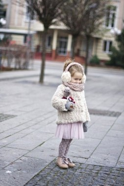 29 Winter Kid's Outfits For Any Events 16
