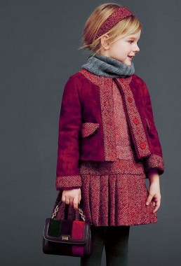 29 Winter Kid's Outfits For Any Events 17