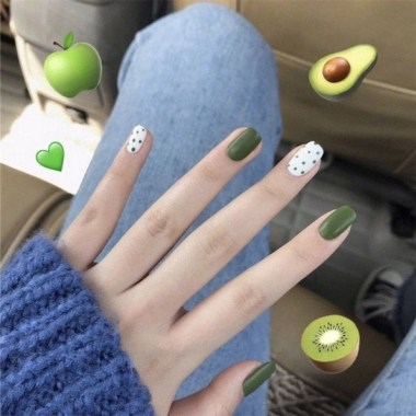30 Are You A Beginner Polish Your Nails With These Easy Nail Art 14